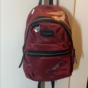 Marc Jacobs Applique Backpack NWT
